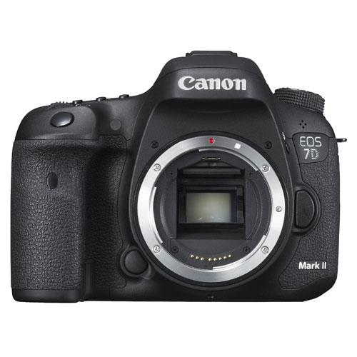 Canon EOS 7D Mark II Digital SLR Body