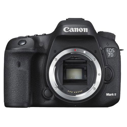 Canon EOS 7D Mark II Digital SLR Body - Ex-Display
