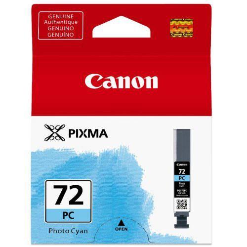 Canon PGI-72PC Photo Cyan Cartridge