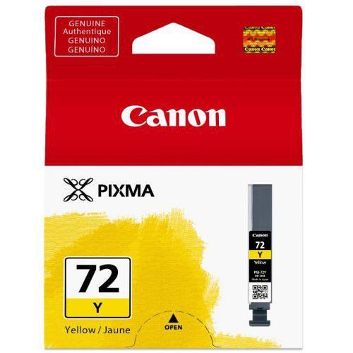 Canon PGI-72Y Yellow Cartridge