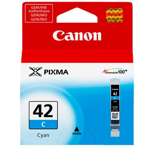 Canon Cyan Ink Cartridge CLI-42C