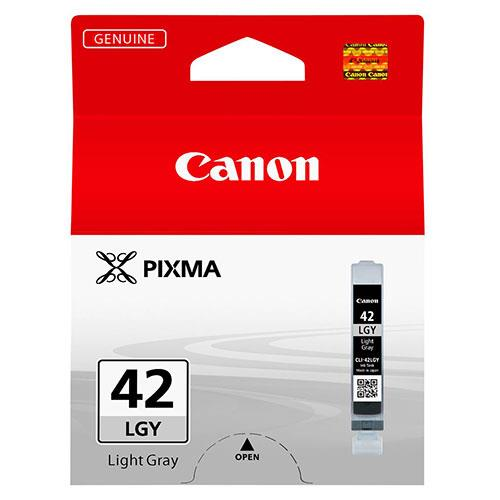 Canon CLI-42LGY Light Grey Printer Ink Cartridge