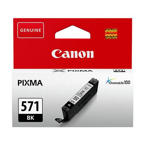 Canon CLI-571 Black Ink Cartridge