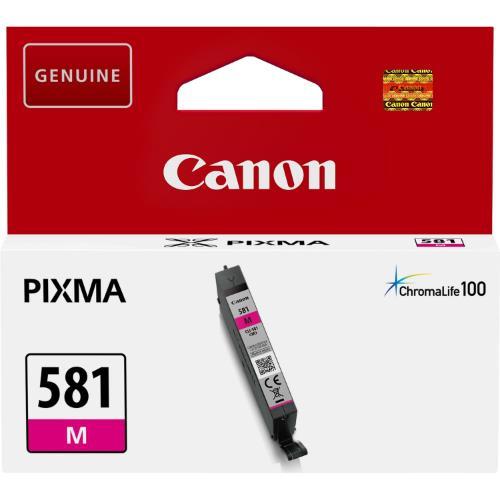 Canon CLI-581M Magenta Ink