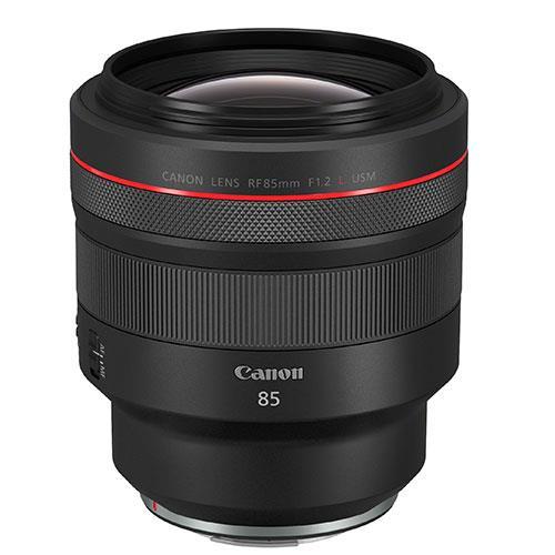 Canon RF 85mm f/1/2 L USM Lens
