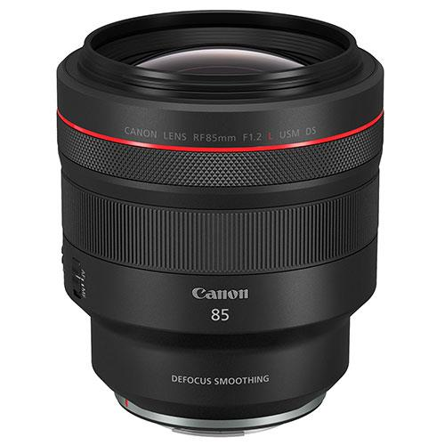Canon RF 85mm f/1.2 DS Lens