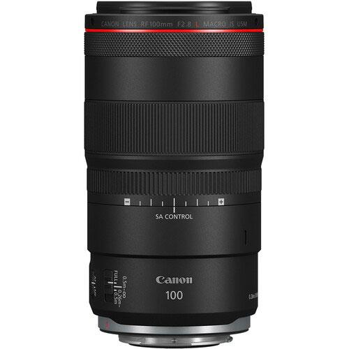 Canon RF 100mm F2.8L Macro IS USM Lens