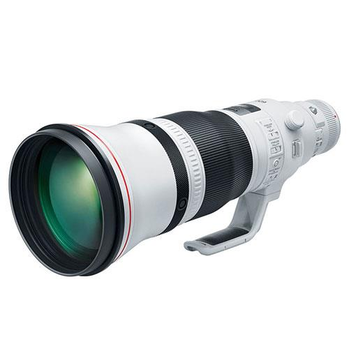 Canon EF600mm f/4L USM IS III Lens