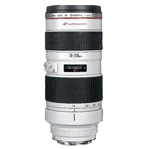 Canon EF 70-200mm f/2.8L Lens