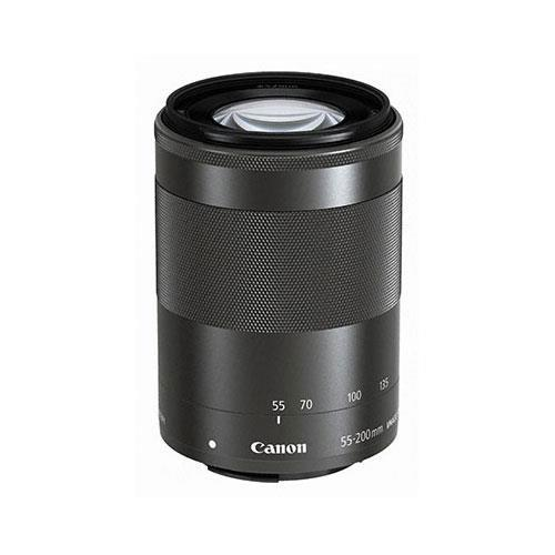 Canon EF-M 55-200mm f/4.5-6.3 IS STM Lens - Ex-Display