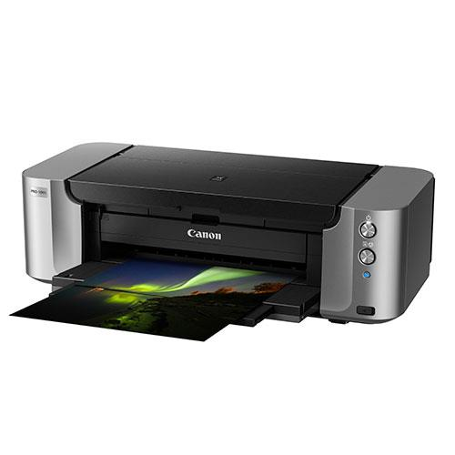 Canon PIXMA Pro-100S Wireless Photo InkJet Printer