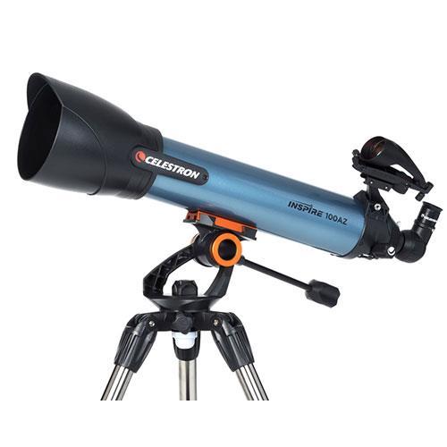 Celestron Inspire 100AZ Refractor Telescope