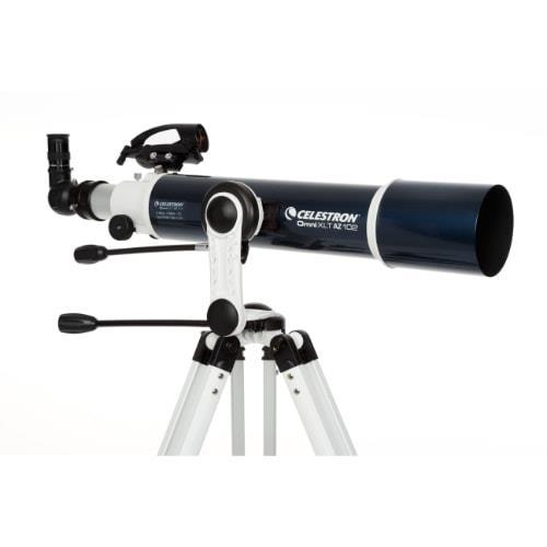 Celestron Omni XLT AZ 102mm Refractor Telescope