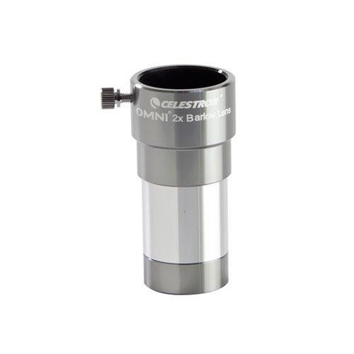 Celestron Omni 1.25' 2x Barlow Lens