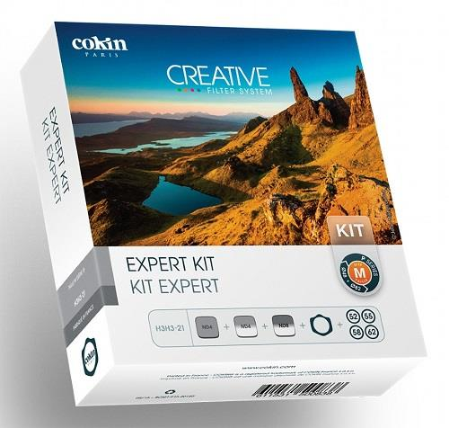 Cokin Expert Kit with Holders and Rings