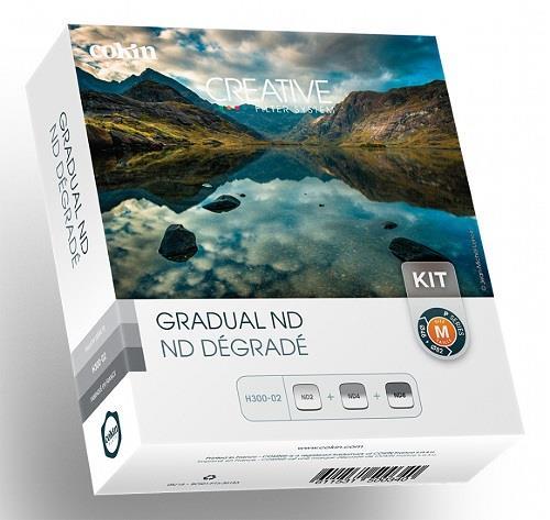 Cokin Gradual ND Kit