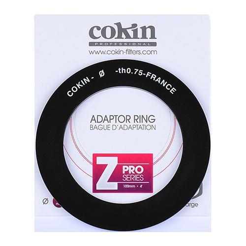 Cokin 62mm Z-Pro Series THO.75 Adapter (Z462)