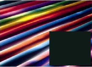 Colorama Black 1/2 Width - 1.35x11m