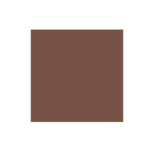 Colorama 1.35x11m Peat Brown Paper Background
