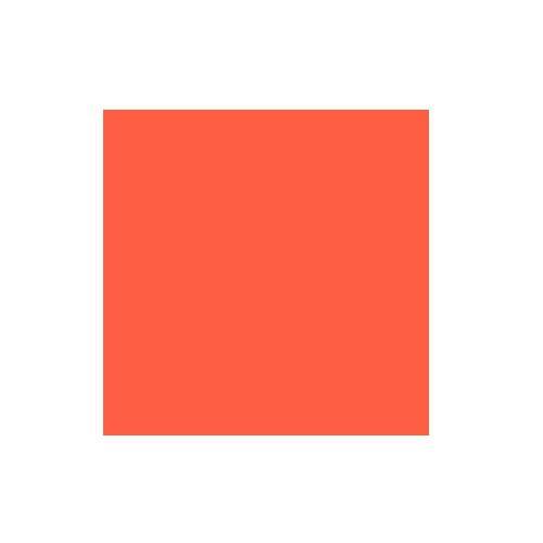 Colorama 2.72x11m Mandarin Paper Background