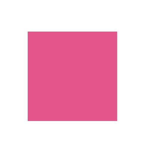 Colorama 2.72x11m Rose Pink Paper Background