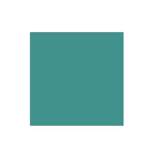 Colorama 2.72x11m Sea Blue Paper Background