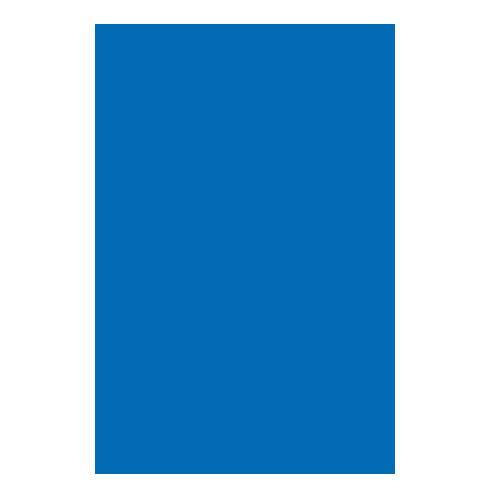 Colorama Colormatt 100x130cm Royal Blue Background