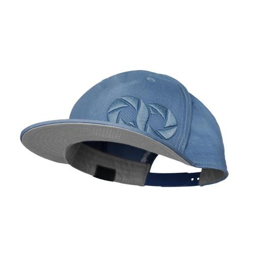 COOPH Gray Chart Cap Icon Sky Blue