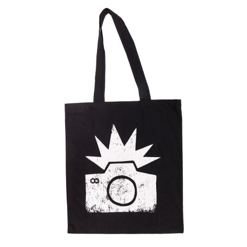 COOPH Canvas Bag Flash Black