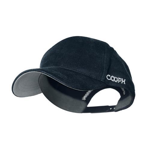 COOPH Gray Chart Cap Pure Night Blue