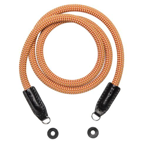COOPH Leica Rope Strap 126cm Glowing Red