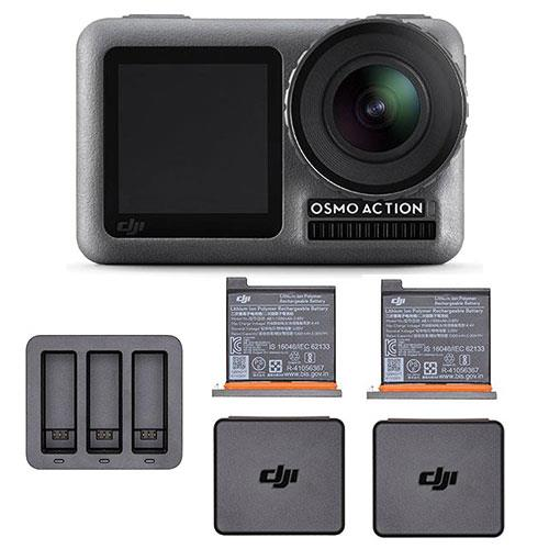 DJI Osmo Action Camera with Charging Kit