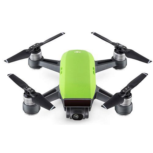 DJI Spark Drone in Green