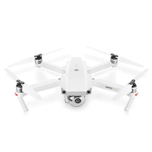 DJI Mavic Pro Drone and Accessories Bundle in Alpine White