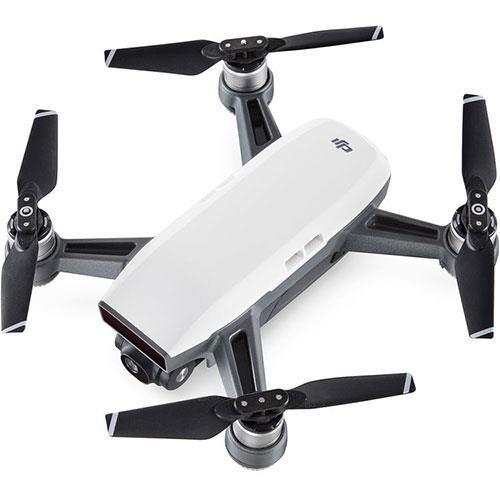 DJI Spark Drone Controller Combo in Alpine White - Refurbished