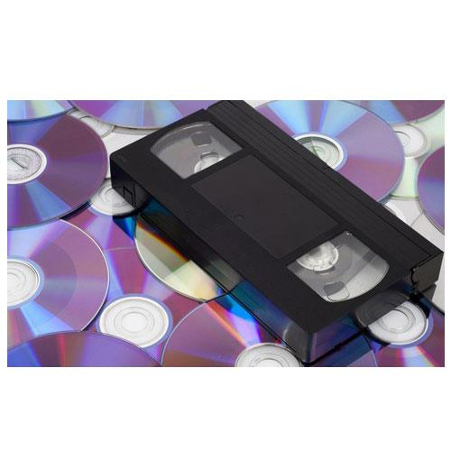 Jessops VHS tape to DVD - per tape