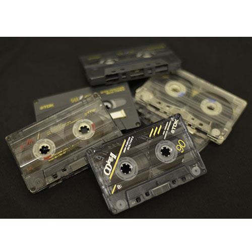 Jessops Audio Cassette to CD - per tape