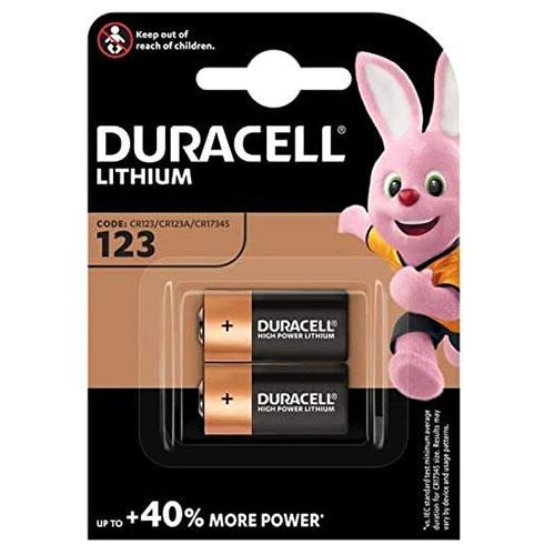 Duracell 123 Twin pack