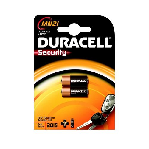 Duracell MN21 Battery - Twin Pack