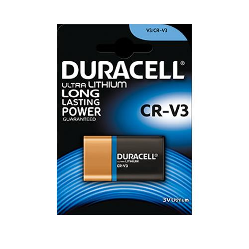Duracell CRV3 Single Pack
