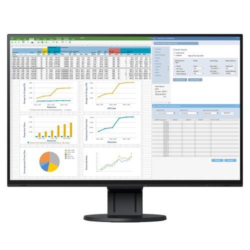 EIZO FlexScan EV2457 24 Inch IPS Monitor