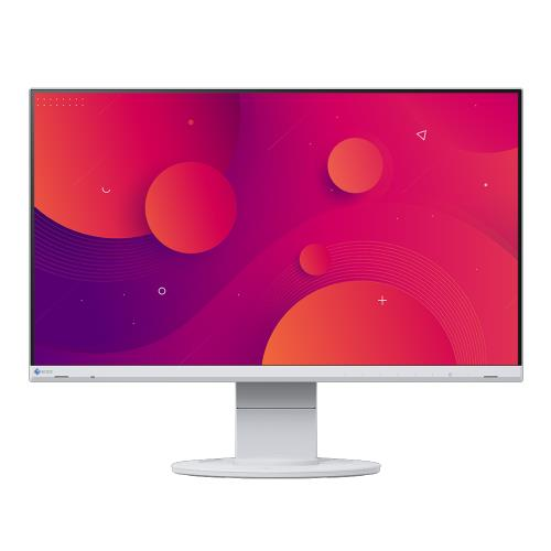 EIZO FlexScan EV2460 24 inch IPS Monitor - White