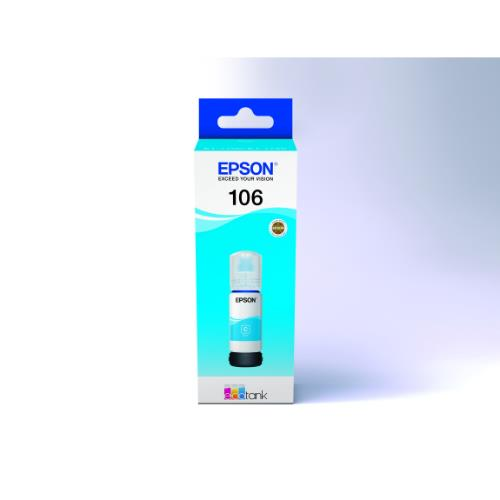 Epson 106 EcoTank Cyan ink Bottle