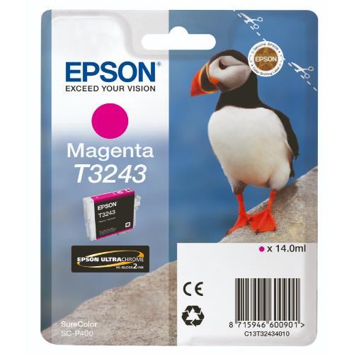 Epson T3243 Magenta Ink