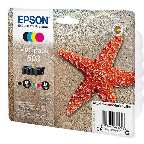 Epson 603 Iink Cartridge Multipack