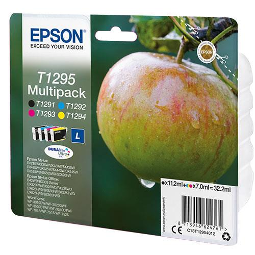 Epson Black T1291 Durabright Ink Cartridge