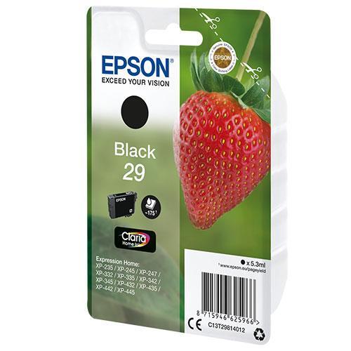 Epson Black 29 Claria Ink Cartridge