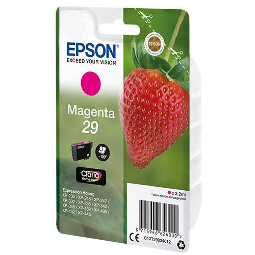 Epson Magenta 29 Claria Ink Cartridge