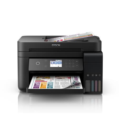Epson EcoTank ET-3750 A4 Colour Photo (Multifunction) Inkjet Printer