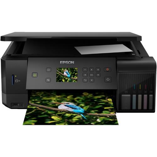 Epson EcoTank ET-7700 Colour Ink-jet Multifunction Printer - Ex Display